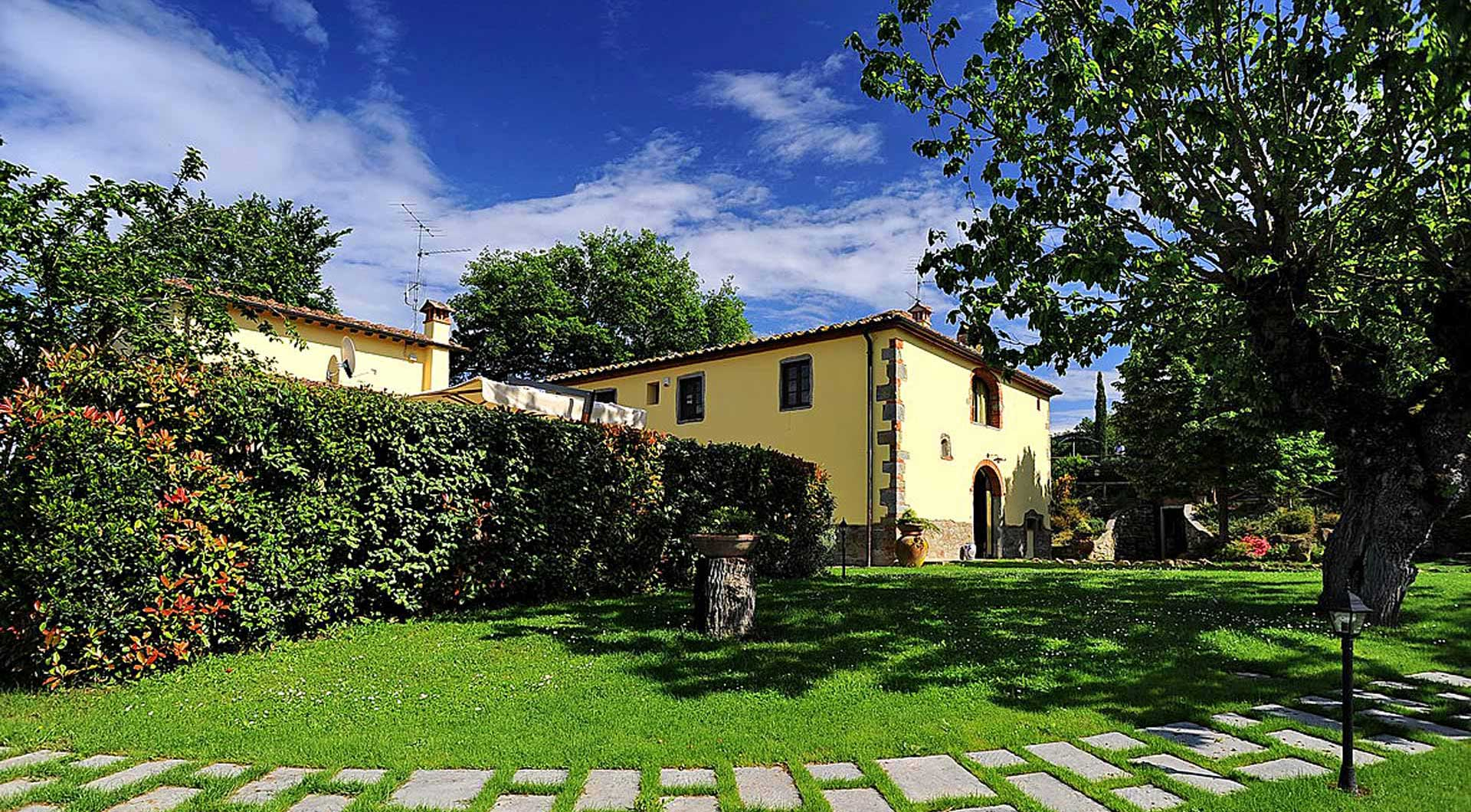 Casale Poggio alle Fonti... The pleasure of a holiday in Tuscany